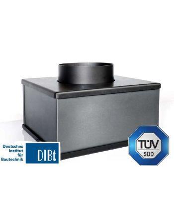ChimCat Feinstaubkatalysator V 4.0 | zur Erfüllung der BImSchV | Ø 150