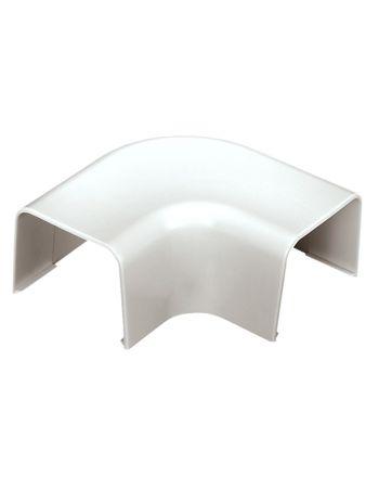 Flachwinkelhaube 60x45 mm