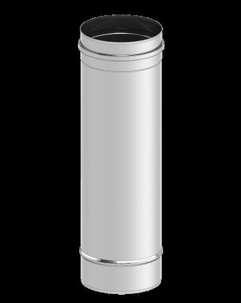 Längenelement 500 mm für EW-Sanierungsrohr Ø 130 mm