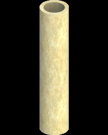 Isolierschale / Stärke 25 mm für EW- Sanierungsrohr Ø 130 mm