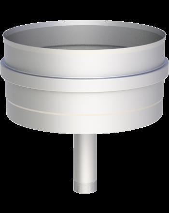 Jeremias | Kondensatschale mit Ablauf nach unten | Ø 130 mm