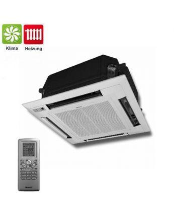 Klimagerät GREE Multi Inverter Deckenkassette 7,1 kW GKH-24-BA-G