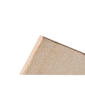 Vermiculite-Platte | Brandschutzplatte 400x600x40mm | Schamott-Ersatz