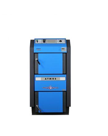 ATMOS DC25GSE Scheitholzvergaser | Bafa gefördert | 25 kW