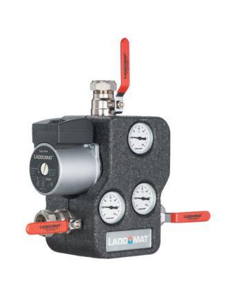 Rücklaufanhebung-Laddomat 21-60   63°C   LM6-A   Cu28   EEK A