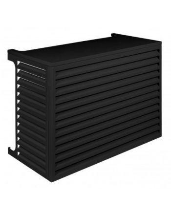 Thermoflux Aluminium Schutzgitter für Klimaanlagen RAL 7016