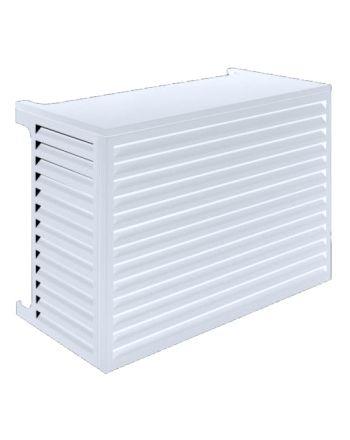 Thermoflux Aluminium Schutzgitter für Klimaanlagen RAL 9003