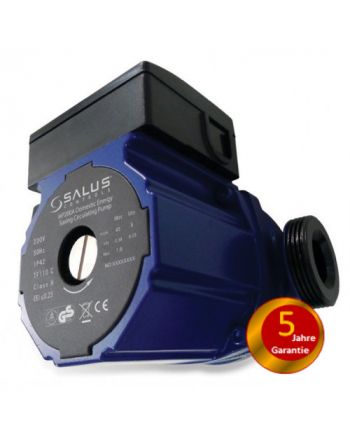 Heizungspumpe Salus MP100A Hocheffizienzpumpe 1-5 130mm