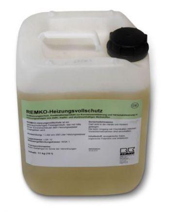 Remko Heizungsvollschutz ohne Frostschutz | 10 Liter