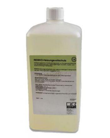 Remko Heizungsvollschutz ohne Frostschutz | 1 Liter