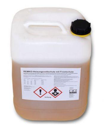 Remko Heizungsvollschutz mit Frostschutz | 20 Liter