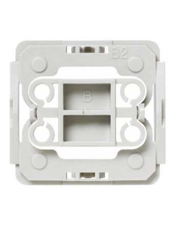 Homematic Adapter Berker B2 Schalterserien | eQ-3 | EQ3-ADA-B2