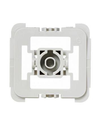Homematic Adapter für Gira 55 Schalterserien | eQ-3 | EQ3-ADA-G55
