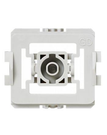 Homematic Adapter für Gira GS Schalterserien | eQ-3 | EQ3-ADA-GS