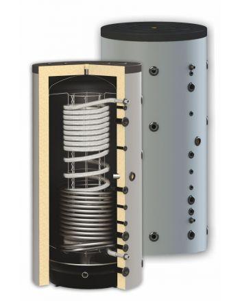 Thermoflux Hygiene Kombispeicher 800 HYGTKB-R 1 Wärmetauscher