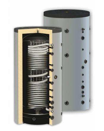 Thermoflux Hygiene-Kombispeicher 500 HYGTKB-RR 2 Wärmetauscher