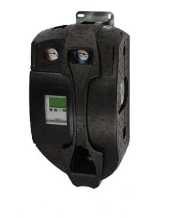 Pumpengruppe - Jupo Lohengrin mit Regler V2 - HE-Pumpe + Motormischer
