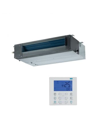 Midea Klimaanlage Kanalklimagerät MTIU-12FNXD0 mit 3,5kW   12000 BTU