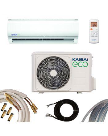 KAISAI Klimaanlage ECO KEX-12KTA mit 3,5kW | mit Quick-Connect