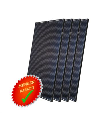 Klimaworld Solar Module | monokristallin | 4x 320 Watt