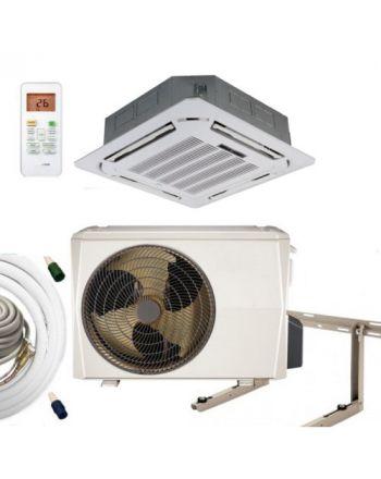 Klimagerät Klimaworld DG18 Premium 5,3kW 5m Quick-Connect