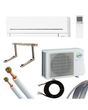 Klimaworld Splitgerät Klimaanlage ECO+ 35 Premium Set 3,5kW