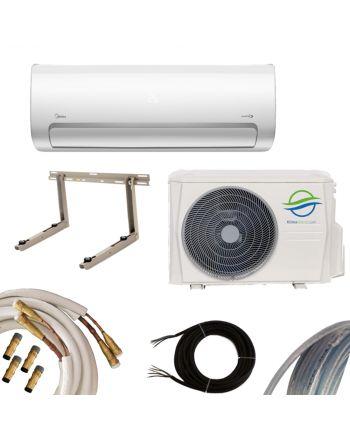 Klimaworld Klimaanlage ECO+ 27 Set 2,6kW Quick-Connect