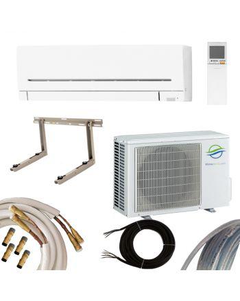 Klimaworld Klimaanlage ECO+ 35 Set 3,5kW Quick-Connect