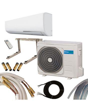 Split-Klimaanlage Klimaworld NEXA S4E 24000BTU 7,2kW | 5m Quickleitung