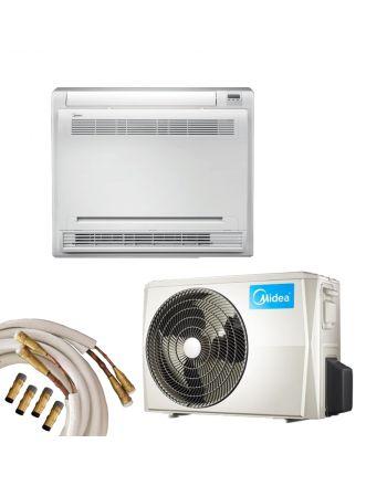 Midea Klimaanlage Kompakt-Truhe 12000 Btu | 3,5 kW und Quick-Connect