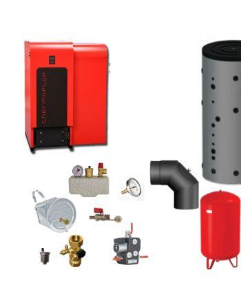 Thermoflux Pelletkessel | TF-PK-ECO-35 35 kW | Komplettset 2