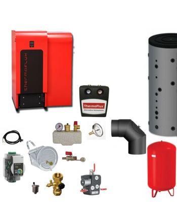 Thermoflux Pelletkessel BAFA | TF-PK-ECO-25 25 kW | Komplettset 3