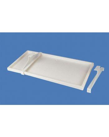 Kondensatwanne Kunststoff für Klimaanlagen oder Wärmepumpen 790mm