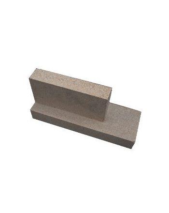 Labyrinthstein für Pelletskessel Orligno 100