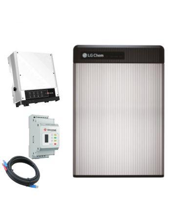 LG CHEM RESU 6.5 + Wechselrichter GW3648-EM