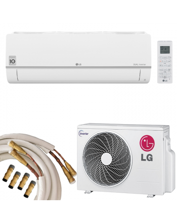 LG Klimaanlage STANDARD-Modell S09EQ mit 2,5kW   Quick-Connect