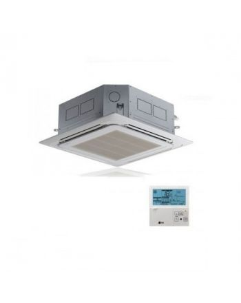 Klimaanlage LG 4-Wege Deckenkassette Multisplit Innenteil 2,1 kW R32