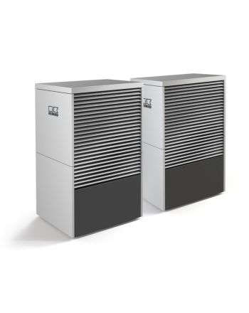 Remko Luft/Wasser Monoblock Wärmepumpe | LWM110 Duo Alu | 13-20 kW