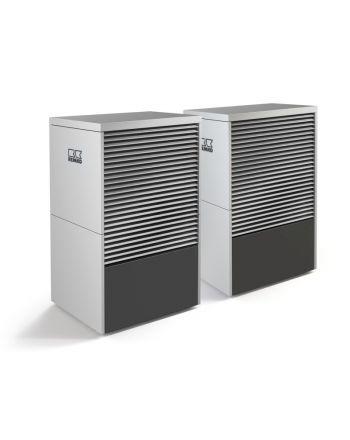 Remko Luft/Wasser Monoblock Wärmepumpe | LWM150 Duo Alu | 20-26 kW