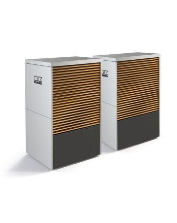 Remko Luft/Wasser Monoblock Wärmepumpe | LWM150 Duo Camura | 20-26 kW