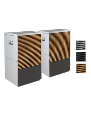 Remko Luft/Wasser Wärmepumpe Set | Monobloc LWM150 Duo | 20-26 kW