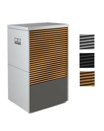 Remko Luft/Wasser Wärmepumpe Set   Monobloc LWM150   10-13 kW