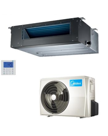Midea Klimaanlage Kanalgerät MTI-24FNXD0 mit 7,03kW | 24000btu