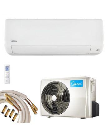 Midea Klimaanlage All Easy Pro 12 Inverter mit 3,5kW und Quick-Connect
