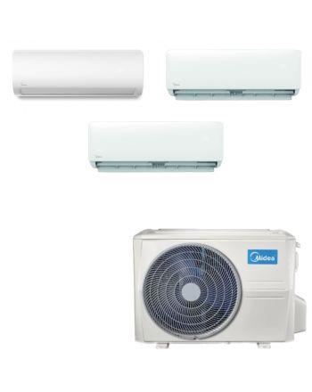 Midea Multisplit Klimaanlage Wandgerät 2,8kW 3,6kW 5,3kW