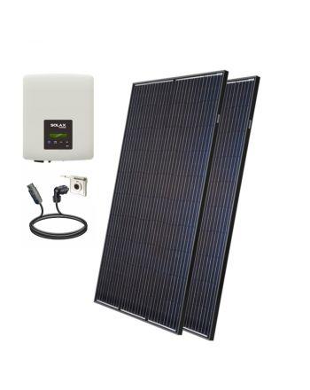Solax Solar Komplett Set | 600 Watt | inkl. Einspeisesteckdose