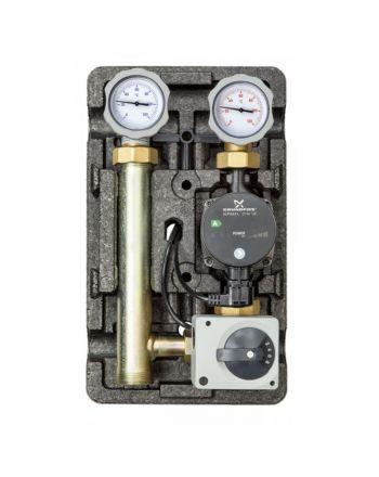 MITSUBISHI | Pumpengruppe für gemischten Heizkreis | MK5/4 Edition 8