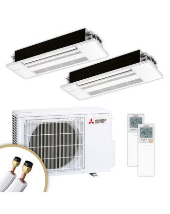 MITSUBISHI   Klimaanlage   MLZ-KP   2,5 kW + 3,5 kW