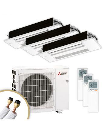 MITSUBISHI   Klimaanlage   MLZ-KP   2× 2,5 kW + 3,5 kW