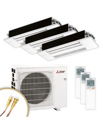 MITSUBISHI   Klimaanlage   MLZ-KP   2× 2,5 kW + 3,5 kW   Quick-Connect